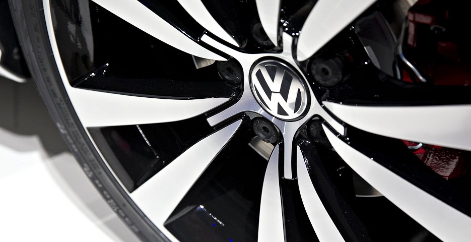 VWは2018年の売上高営業利益率が7.5%と、前年の6%からさらに上昇するとの予想を示している(ブルームバーグ)