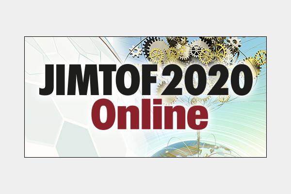 JIMTOF開幕 初のオンライン展