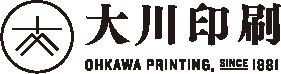 大川印刷ロゴ